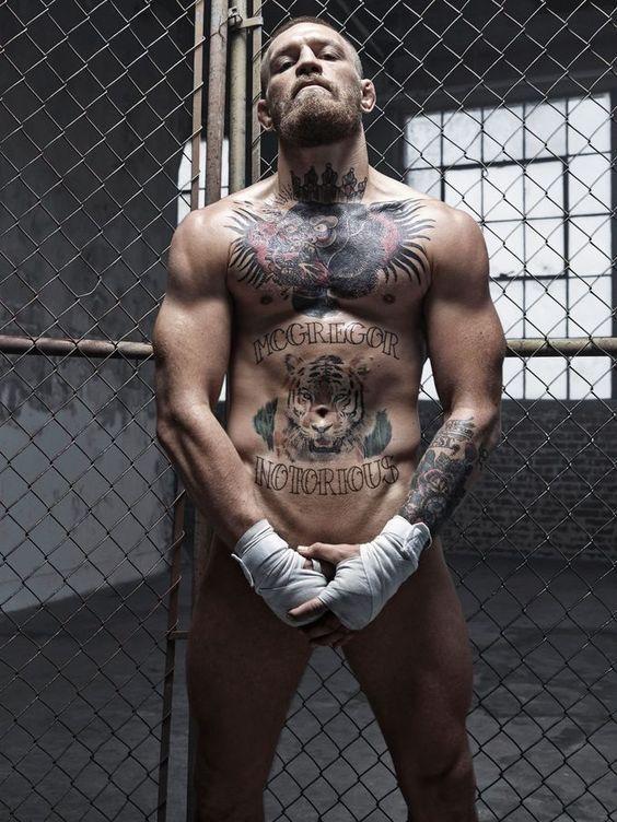 Conor McGregor's UFC Diet - How Elite Fighters Eat