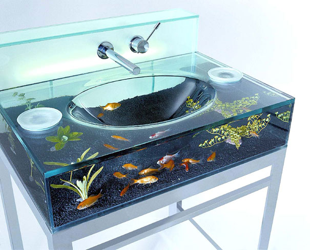 15 Extraordinary Aquariums to Spice Up Your Home