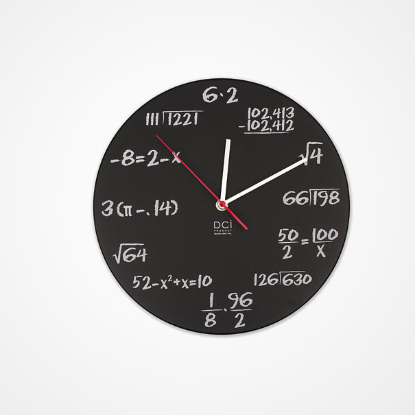With These 12 Unique Clocks, You Will Never Look at Time the Same Way Again