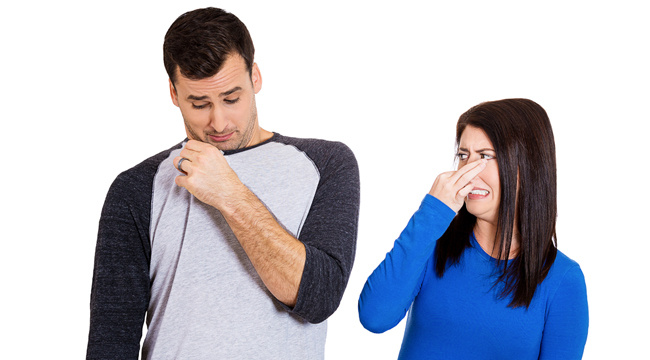 Study: Smelling Your Partner's Fart Can Actually Prolong Your Life