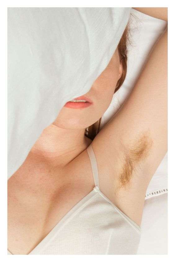 Why are Women Embracing Hairy Armpits?
