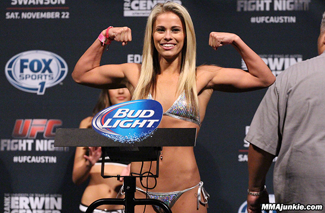 Is Paige VanZant The Latest UFC Star to Get Plastic Enhancements?