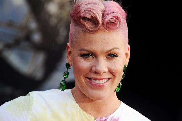 Pink Responds To a Twitter Troll Calling Her 'Old' and It's Savage!