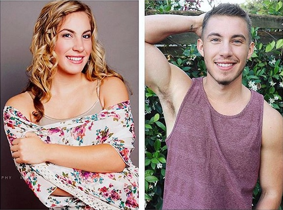 Transgender Man Shares His Story, Shows Before and After Photos