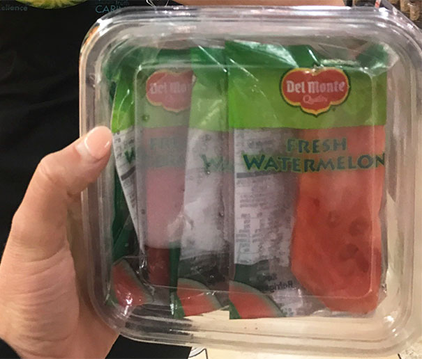 Too Unnecessary: 70 Times Buyers Couldn't Stand These Wasteful Packaging
