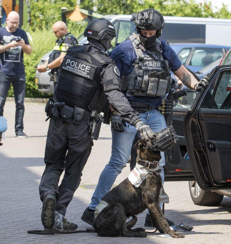 Man Yelling 'Allahu Akbar' Axes Police Dog to Death in Schiedam, Holland