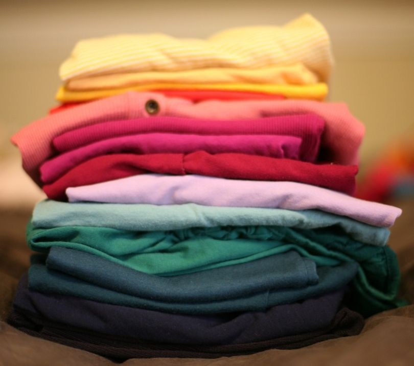 How to Organize Your Workout Clothes to Save Time and Space