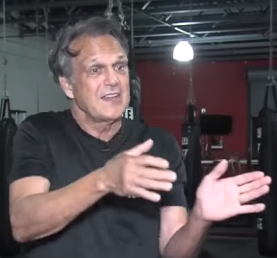 68-Year-Old Former World Kickboxing Champion Drops Mugger With One Punch