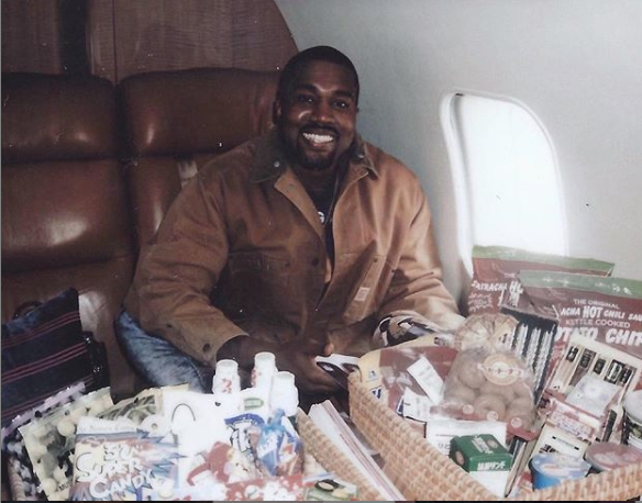 Kanye West Is Going To Be On The Joe Rogan Experience