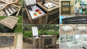 28 DIY's to Repurpose Old Furniture