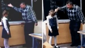 8-Year Old Girl Gets Revenge on Her Bully Teacher For Humiliating Her in Front of Class