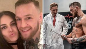 "Conor McGregor's Cryptic Post After DNA Test Demands: ""The Results Are In"""