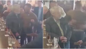 Video: Conor McGregor Punches Elderly Man In The Face After Whiskey Snub