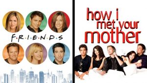 30 Surprising Similarities Between Friends and How I Met Your Mother